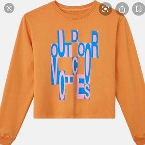 Outdoor Voices sweatshirt